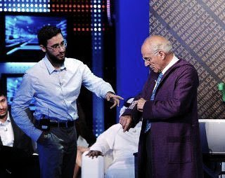 هيثم الدسوقي -المخترع المصري- يحكي تجربته 1