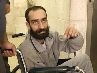 الأسير الفلسطيني سامر العيساوي يضرب الرقم القياسي 1