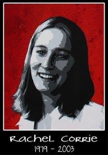 اليوم هو ذكري و فاة الناشطة ريتشل كوري 7