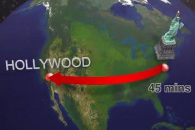 """قطار هايبرلوب """"Hyperloop """" أسرع 10 مرات من أسرع قطار في العالم ! 3"""
