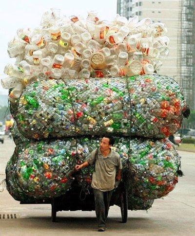 أفكار إعادة التدوير: أفكار إعادة تدوير الزجاجات البلاستيك 3