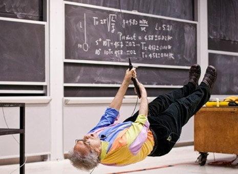 لماذا لا نفهم الفيزياء - خطايا تعليم الفيزياء 9