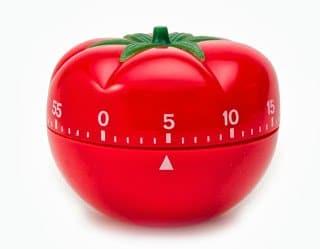 نظم وقتك بإستخدام طريقة منبه بومودورو أو منبه الطماطم 2
