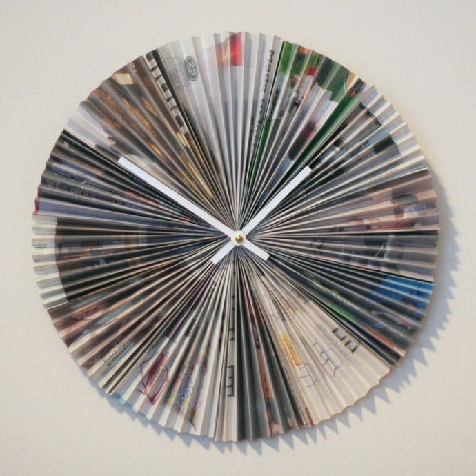 أفكار لإعادة التدوير 3 : بالصور أفكار رائعة لإعادة تدوير الورق في المنزل 17