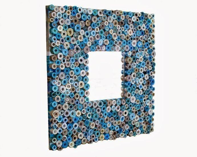 أفكار لإعادة التدوير 3 : بالصور أفكار رائعة لإعادة تدوير الورق في المنزل 19