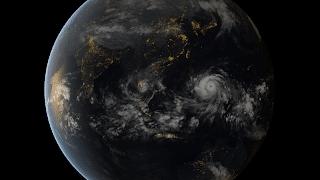 إعصار هايان بالفلبين - الإعصار الأقوى لهذا العام 3