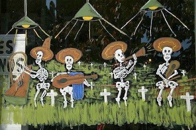 يوم الموتي : حينما يحتفل المكسيكيون بالموت ! 3