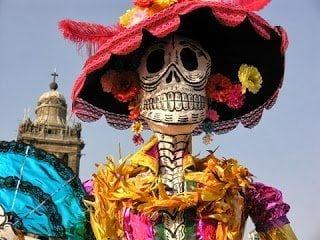 يوم الموتي : حينما يحتفل المكسيكيون بالموت ! 4