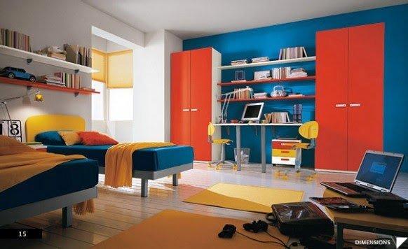 صور وأفكار لغرف نوم أطفال 8