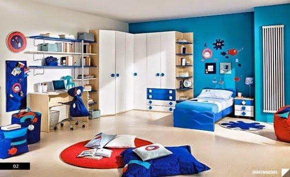 صور وأفكار لغرف نوم أطفال 9