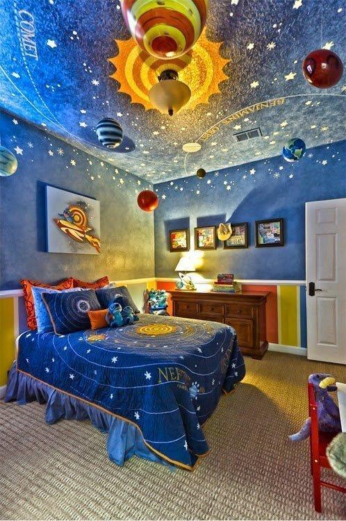 صور وأفكار لغرف نوم أطفال 14