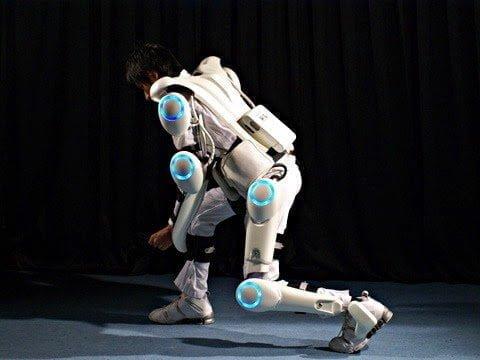 هال البدلة الآلية  Hal Robot Suit