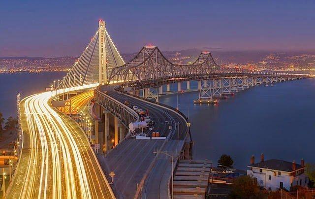 أهم جسور العالم : بالصور أطول و أعلي و أعرض جسور في العالم 1
