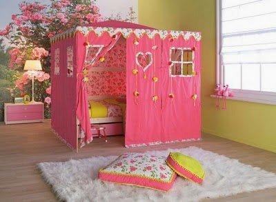 صور وأفكار جديدة لتصاميم غرف الأطفال 7
