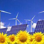 دراسة : مزارع الطاقة الشمسية والرياح قد تحول الصحراء لمروج خضراء ! 7