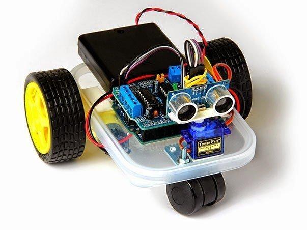 أردوينو و راسبيري طريق الهواة لتعلم تصميم الدارات الإلكترونية و الروبوت 3