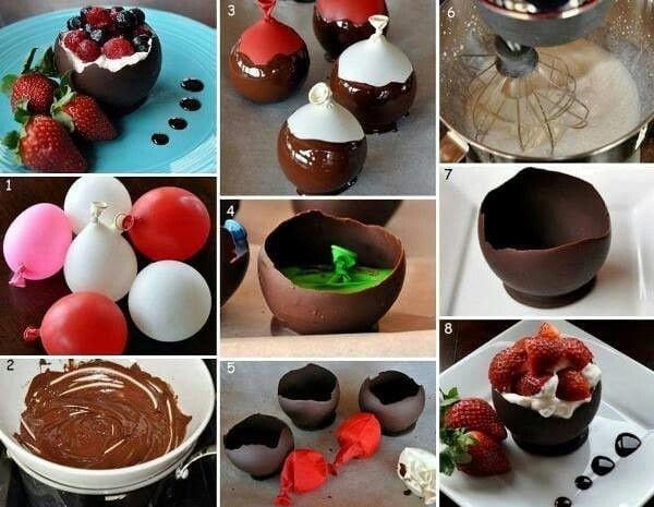 أفكار منزلية : أفكار منزلية مدهشة باستخدام بالون عادي 17