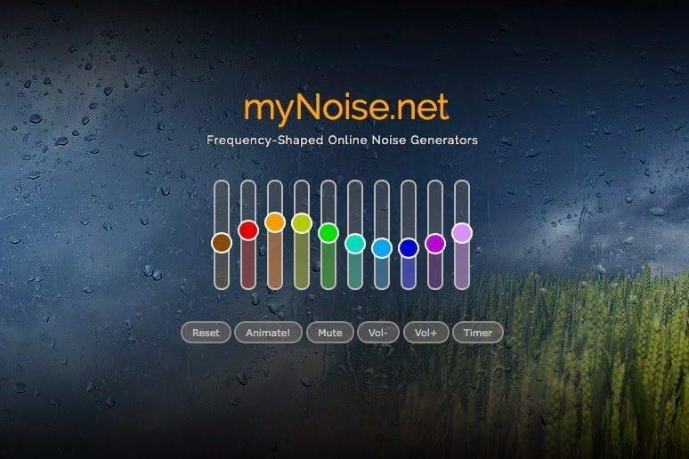 إستمع للضوضاء المفضلة لك ! 1