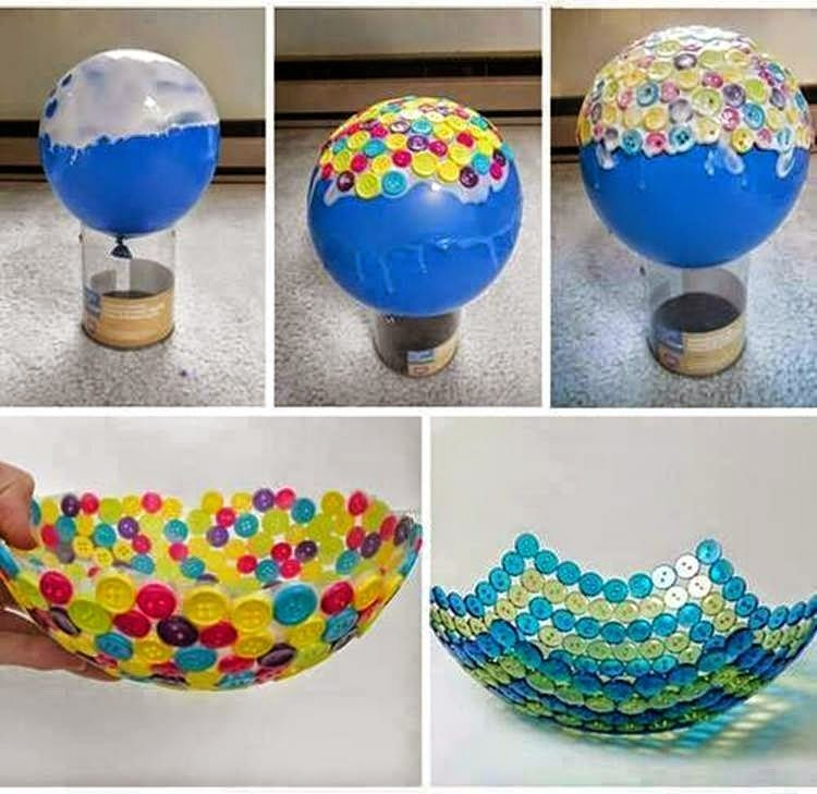 أفكار منزلية : أفكار منزلية مدهشة باستخدام بالون عادي 9