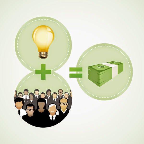 كيف تمول مشروعك بإستخدام التمويل الجماعي Crowdfunding ؟ 1