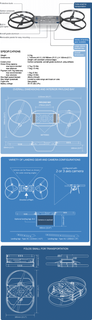 الدراجة الطائرة Hoverbike 2