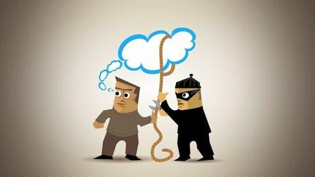 سرقة الأفكار