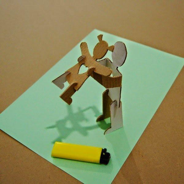 أفكار مبتكرة لصناعة ألعاب تعليمية بسيطة للأطفال
