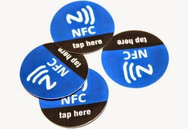 ماهي تقنية NFC و ما هي العلامات الذكية NFC Tags ? 4