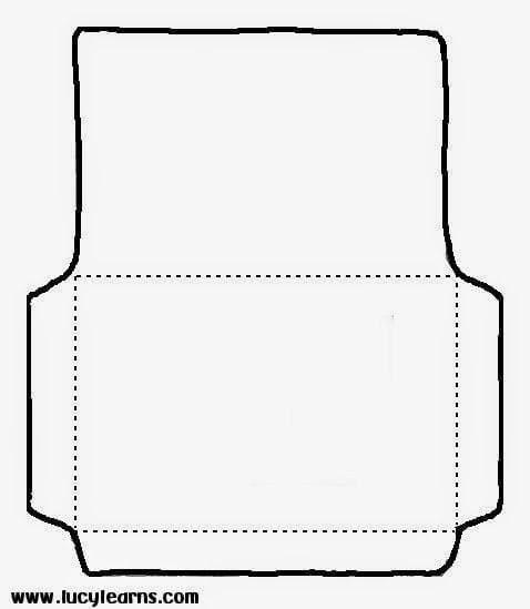 كيف تصنع ظرف من الورق بسيط وجميل - بالصور 8