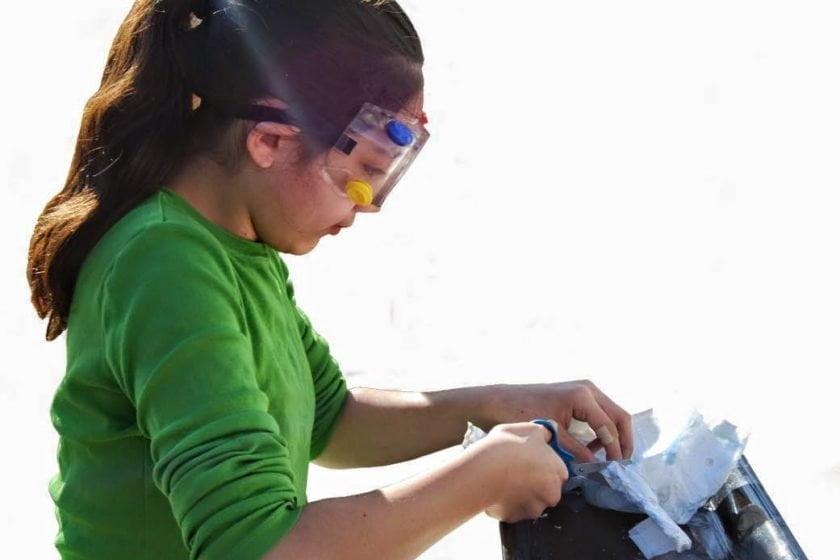 إعادة تدوير و إستخدام حفاضات الأطفال كتربة صناعية (كمبوست) ! 33