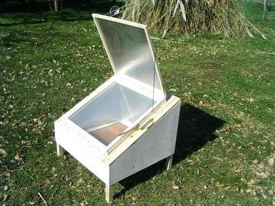 الطباخ الشمسي : أفران شمسية من أبسط الخامات !! 9