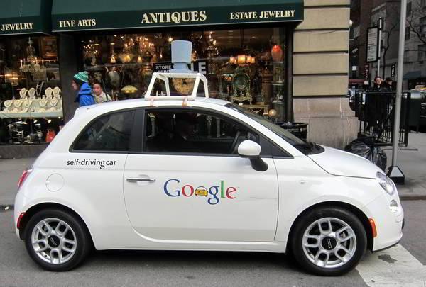 سيارات ذاتية القيادة 1