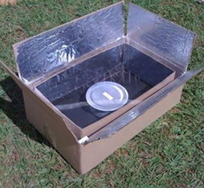 الطباخ الشمسي : أفران شمسية من أبسط الخامات !! 10