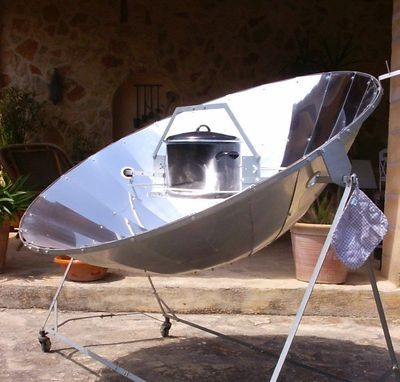 الطباخ الشمسي : أفران شمسية من أبسط الخامات !! 4