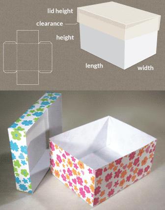 اصنع بنفسك : علب الهدايا و الحقائب و الأظرف و حافظات الكتب الورقية 2