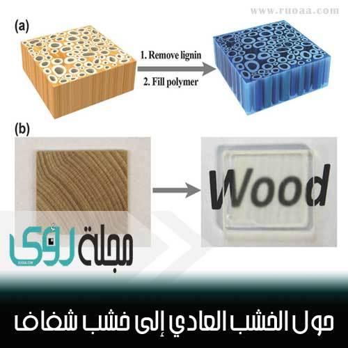 اصنع بنفسك : حول الخشب العادي إلى خشب شفاف ؟! 12