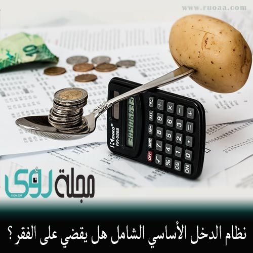 الدخل الأساسي الشامل (UBI: يو بي آي) هل يمحو الفقر من العالم؟ 1