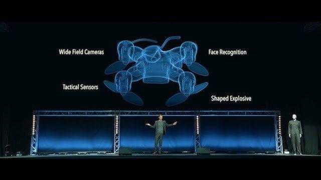 روبوتات قاتلة Slaghterbots : فيلم قصير عن الذكاء الإصطناعي 4