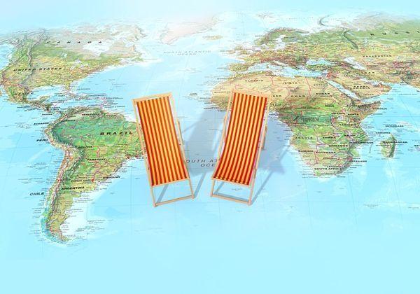 5 خرائط هامة لإختيار الوجهة السياحية