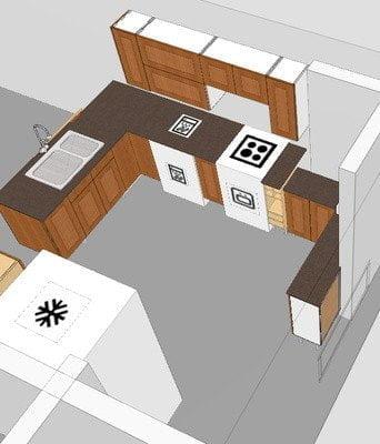 أفضل 12 برنامج و تطبيق مجاني لتصميم و فرش المنازل و المباني 4