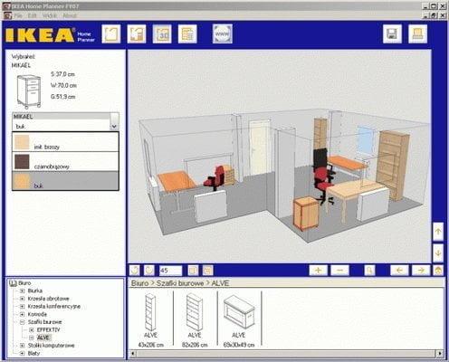 أفضل 12 برنامج و تطبيق مجاني لتصميم و فرش المنازل و المباني 3