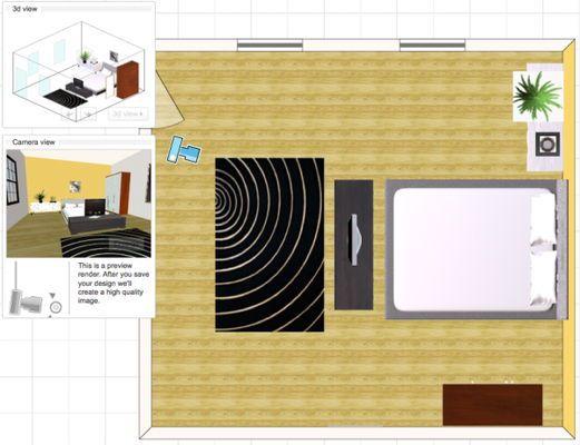 أفضل 12 برنامج و تطبيق مجاني لتصميم و فرش المنازل و المباني 2