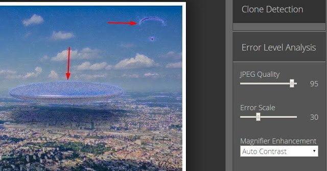اكتشف الصور المزيفة بسهولة بإستخدام هذا التطبيق 4