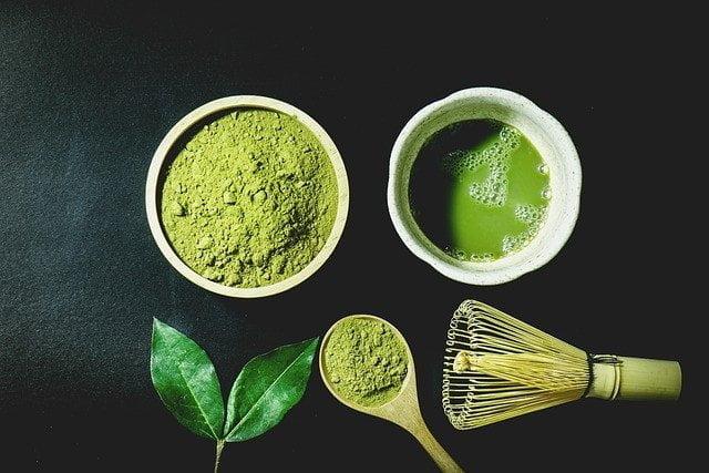 شاي ماتشا الياباني أجود أنواع الشاي الأخضر Matcha tea 2