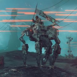 هل يستطيع البشر الإنتصار على الروبوتات في حرب مباشرة ؟ 1