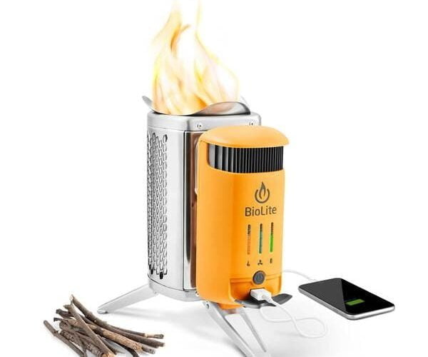 BioLite موقد يمكنه طهو طعامك وشحن هاتفك، كيف يعمل ؟ 6