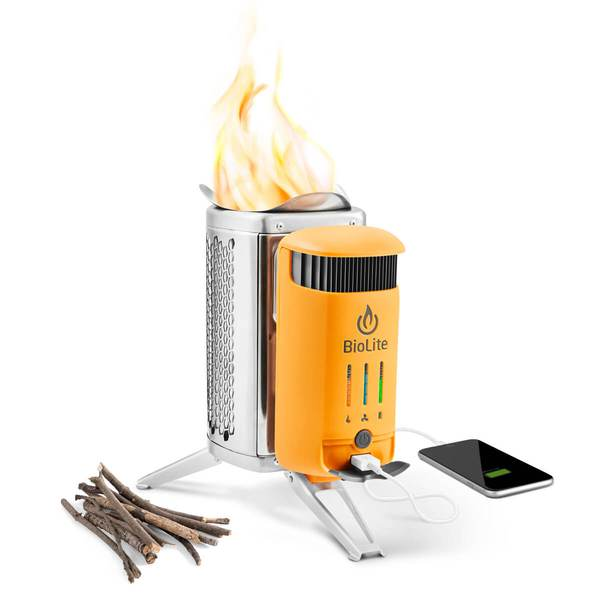 BioLite موقد يمكنه طهو طعامك وشحن هاتفك، كيف يعمل ؟ 11